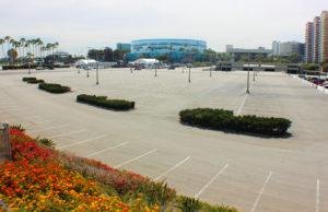 Elephant Lot Near Long Beach Convention Center