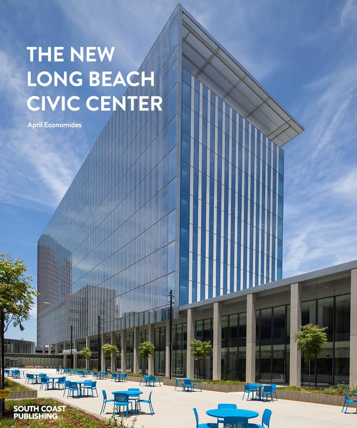The New Long Beach Civic Center
