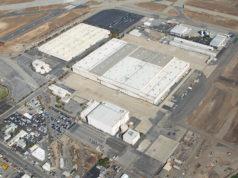 C-17 Site Aerial Shot